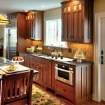 Wood Kitchen Cabinets An Investment to Awesome Kitchen 105