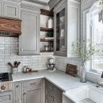 Wood Kitchen Cabinets An Investment to Awesome Kitchen 115