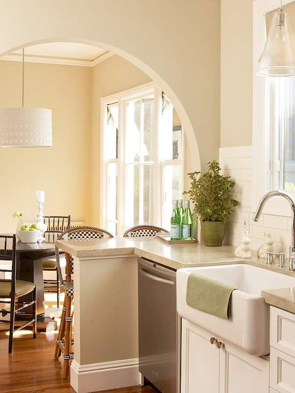 Kitchen Plan And Design For Small Room (10)