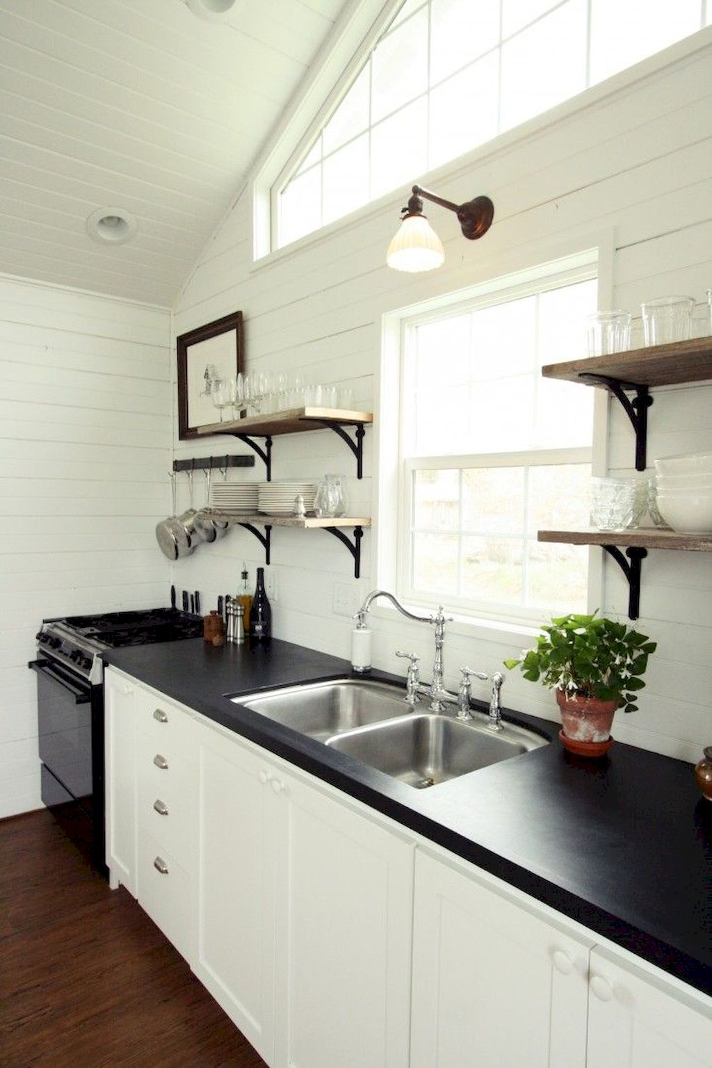 Kitchen Plan And Design For Small Room (106)