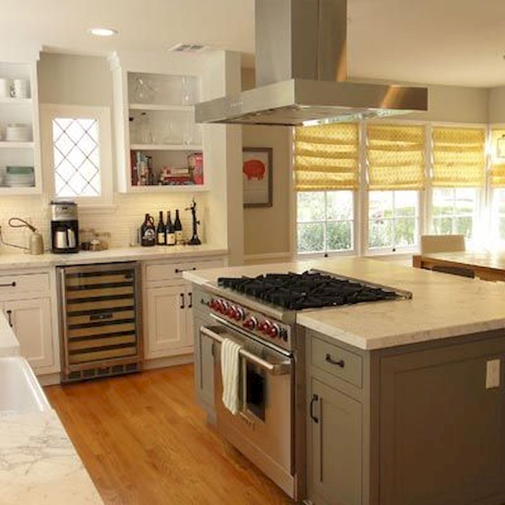 Kitchen Plan And Design For Small Room (131)