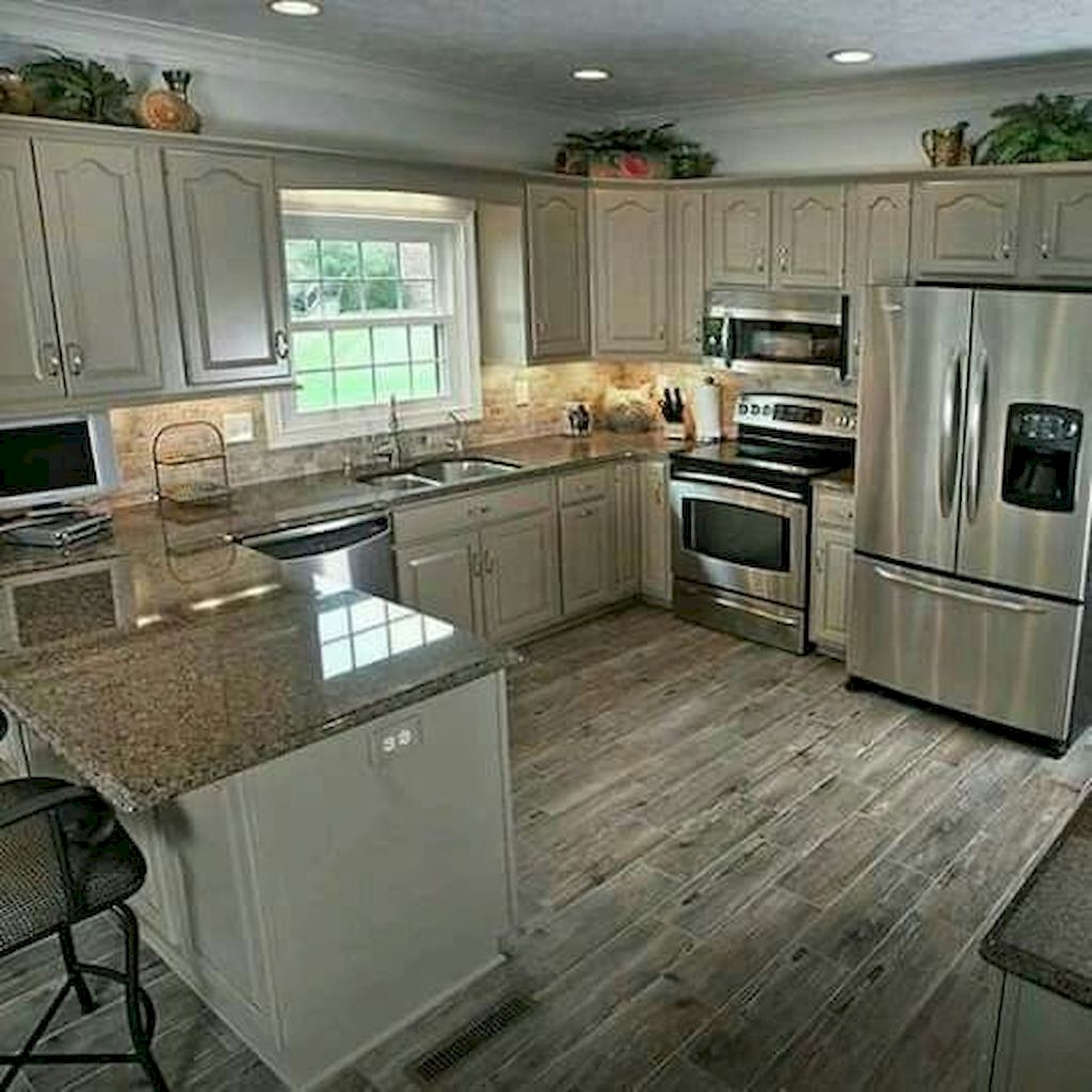 Kitchen Plan And Design For Small Room (140)
