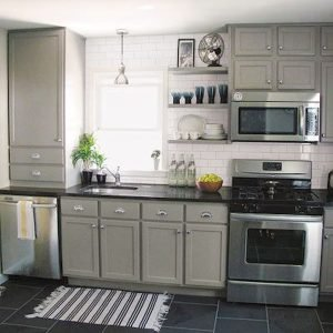 Small Kitchen Plan and Design for Small Room 168