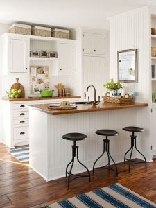 Small Kitchen Plan and Design for Small Room 20