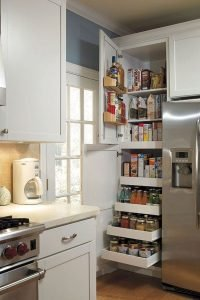 Small Kitchen Plan and Design for Small Room 182