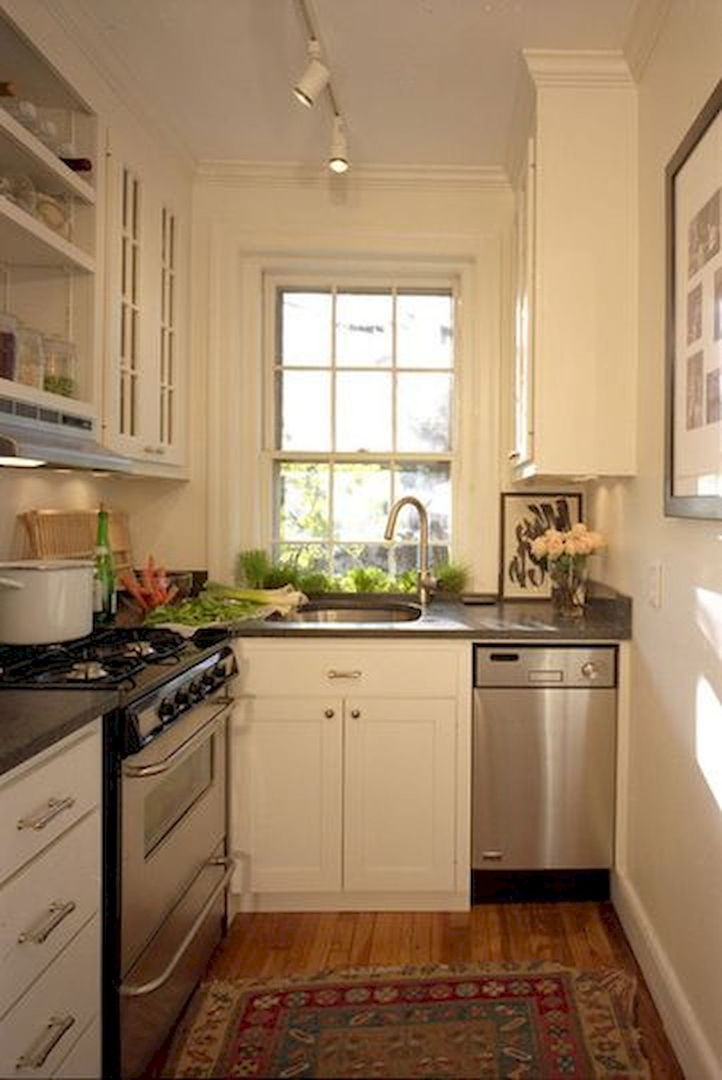Kitchen Plan And Design For Small Room (181)