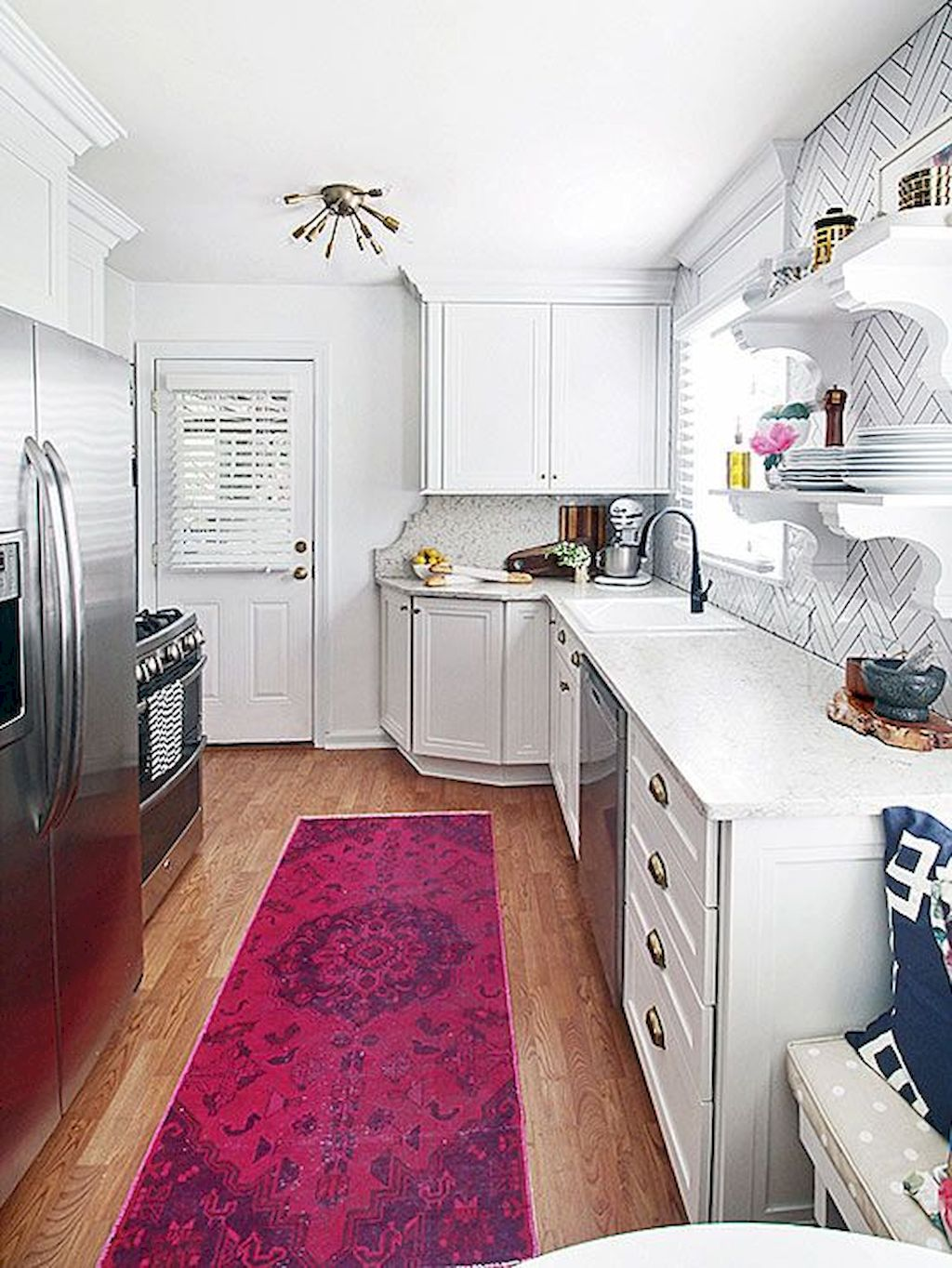 Kitchen Plan And Design For Small Room (19)