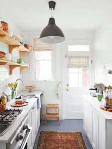 Small Kitchen Plan and Design for Small Room 26