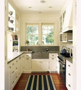 Small Kitchen Plan and Design for Small Room 29