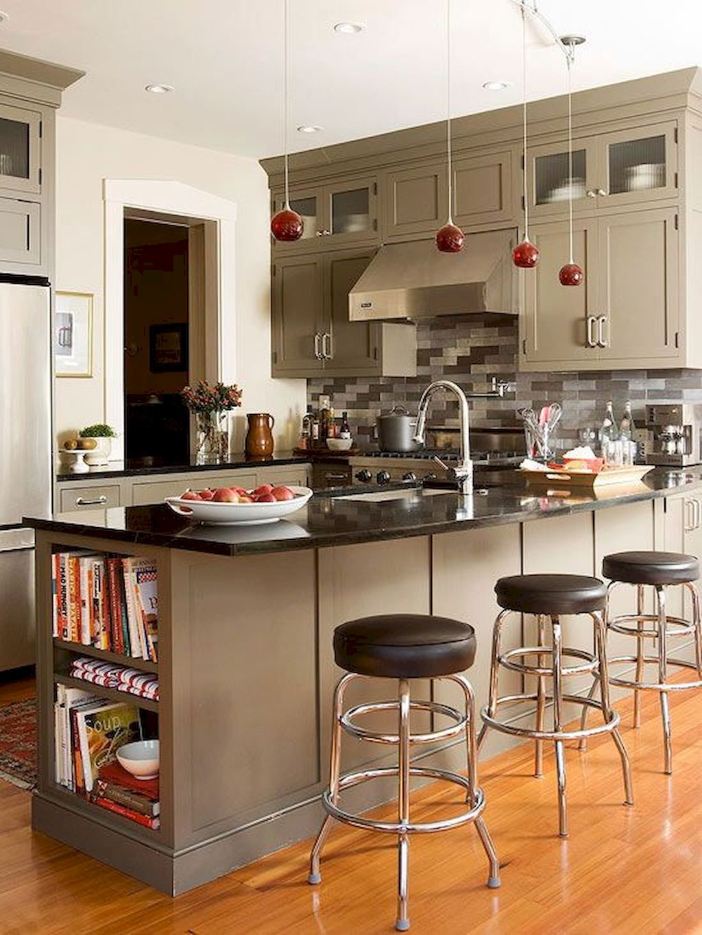 Kitchen Plan And Design For Small Room (41)