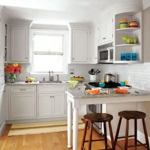 Small Kitchen Plan and Design for Small Room 46
