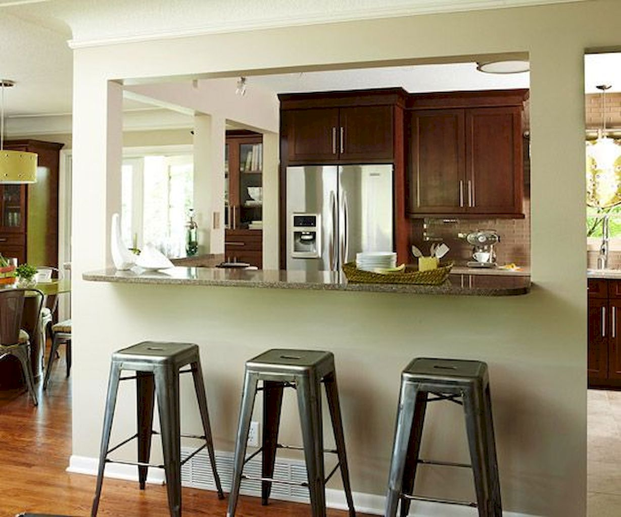 Kitchen Plan And Design For Small Room (54)