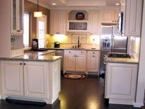 Small Kitchen Plan and Design for Small Room 8