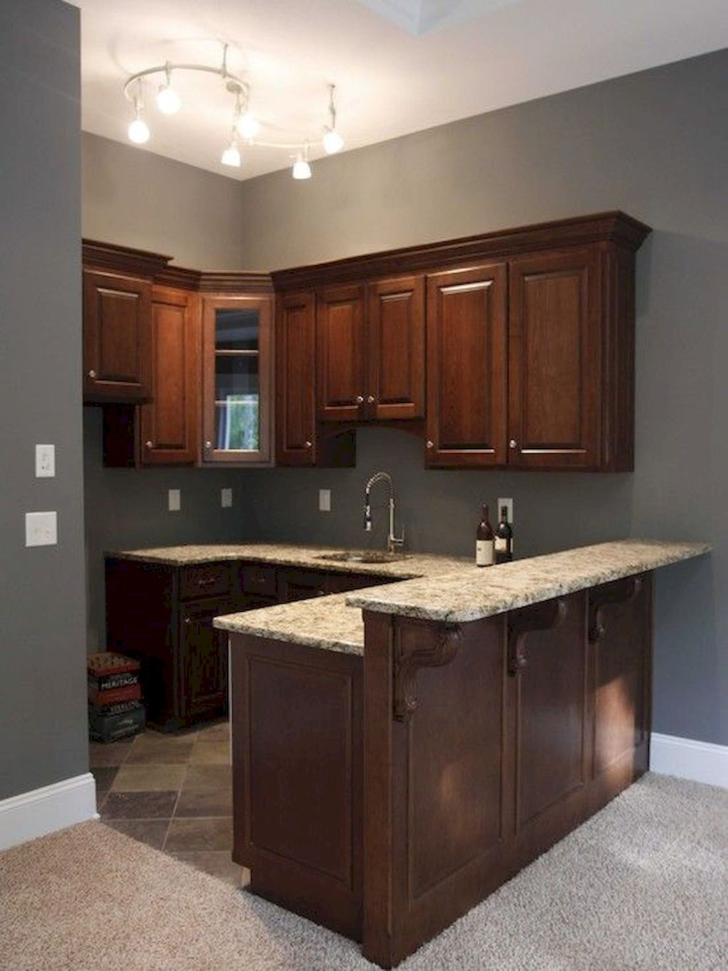 Kitchen Plan And Design For Small Room (65)