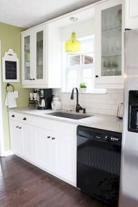 Small Kitchen Plan and Design for Small Room 69