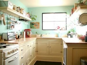 Small Kitchen Plan and Design for Small Room 70