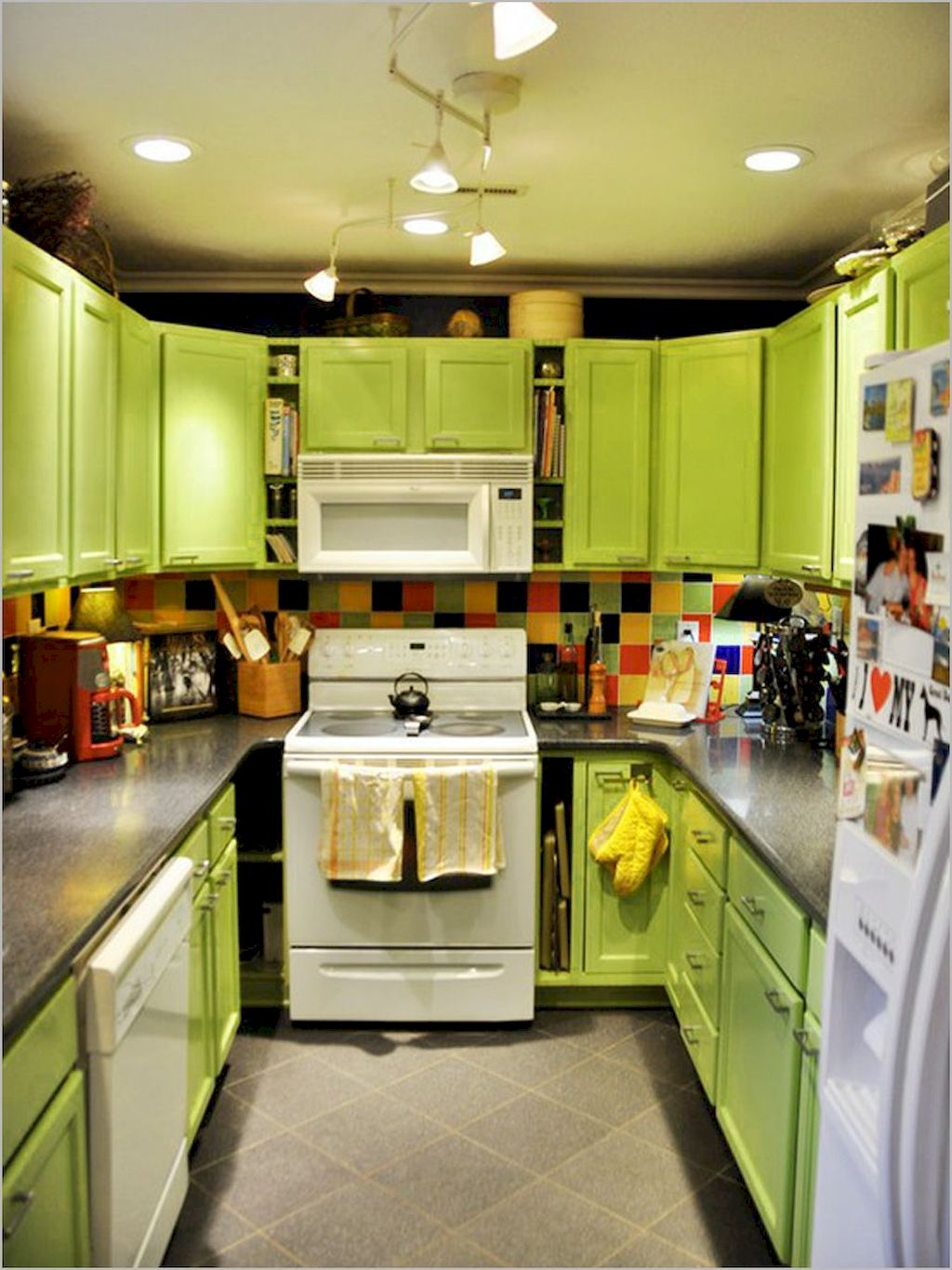 Kitchen Plan And Design For Small Room (71)