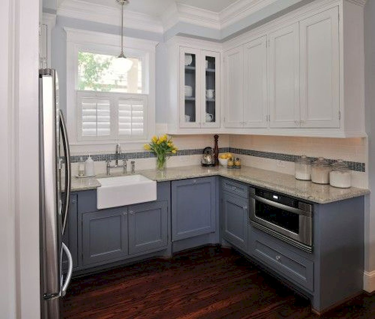 Kitchen Plan And Design For Small Room (72)