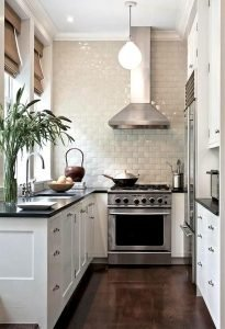 Small Kitchen Plan and Design for Small Room 77