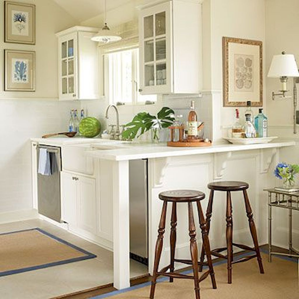 Kitchen Plan And Design For Small Room (79)