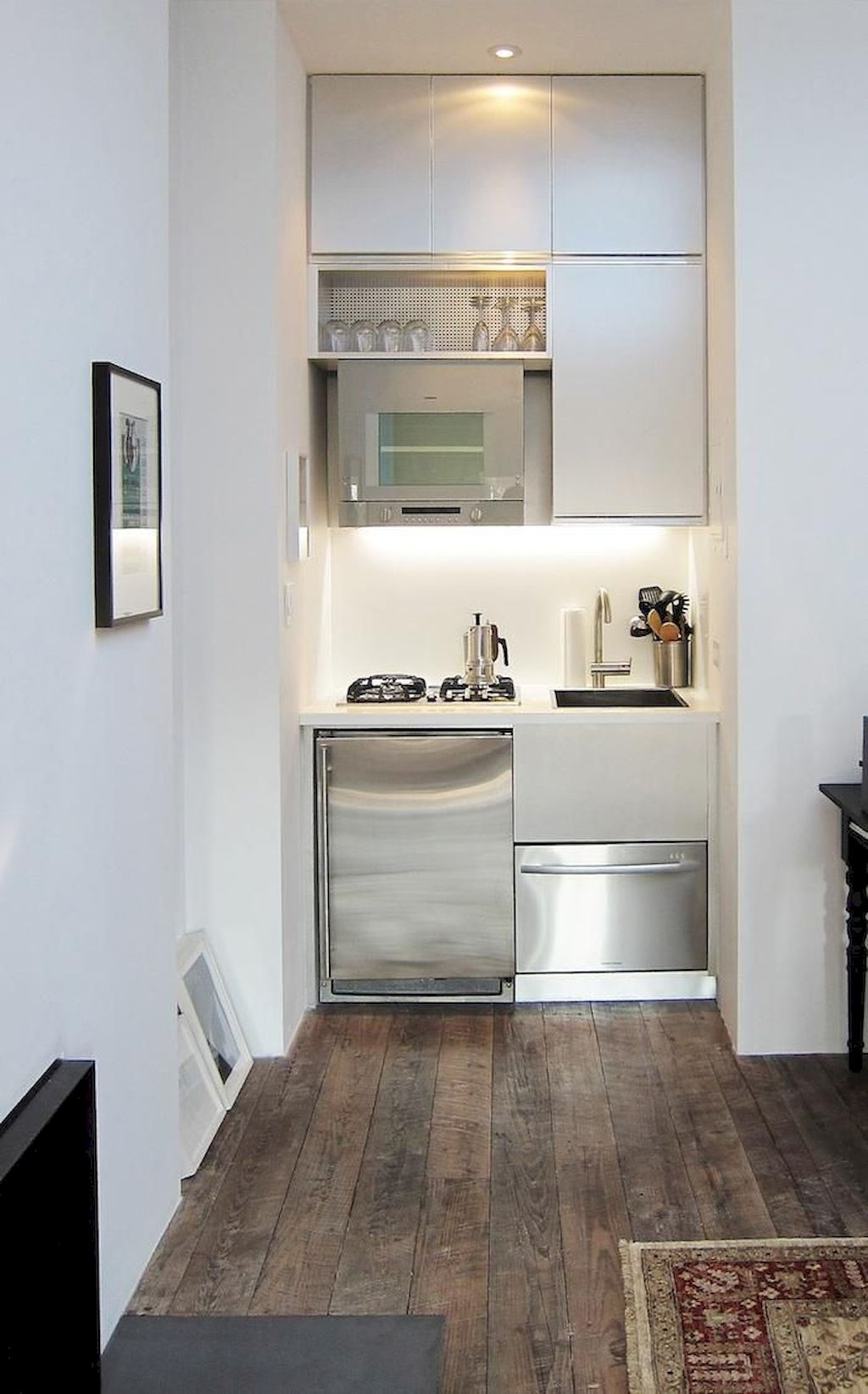 Kitchen Plan And Design For Small Room (82)