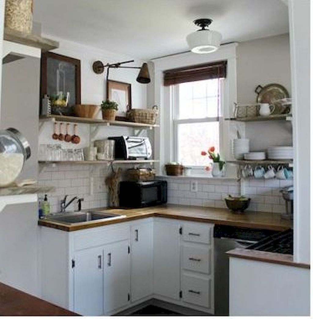 Kitchen Plan And Design For Small Room (84)
