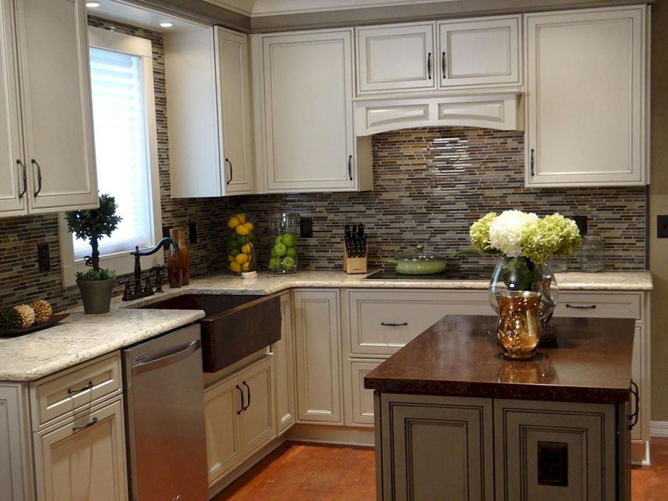 Kitchen Plan And Design For Small Room (85)
