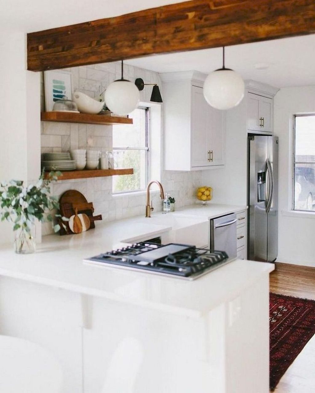Kitchen Plan And Design For Small Room (87)