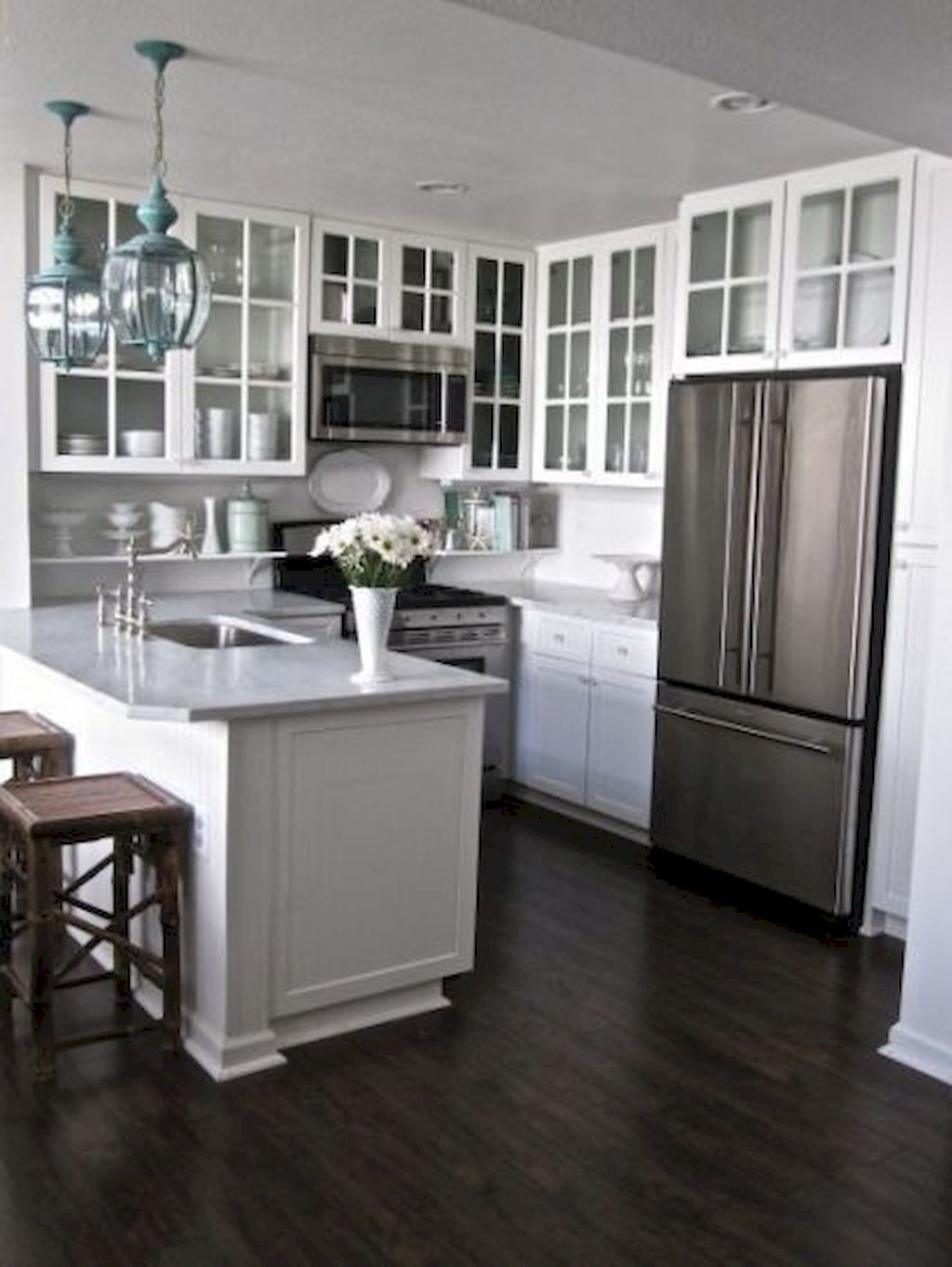 Kitchen Plan And Design For Small Room (97)