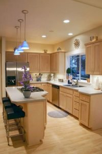 Small Kitchen Plan and Design for Small Room 101