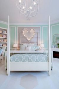 Bedroom Decoration ideas for Romantic Moment 163