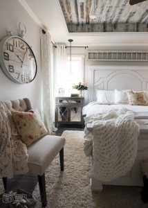 Bedroom Decoration ideas for Romantic Moment 12