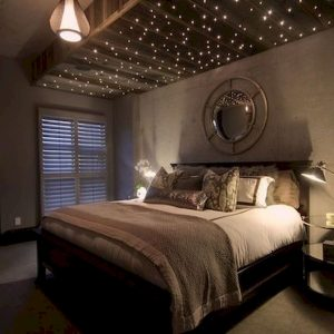 Bedroom Decoration ideas for Romantic Moment 20