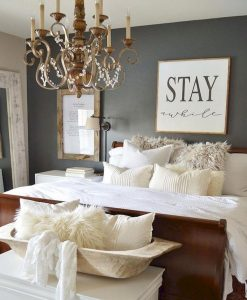 Bedroom Decoration ideas for Romantic Moment 53