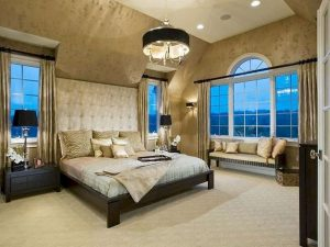 Bedroom Decoration ideas for Romantic Moment 60