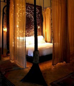 Bedroom Decoration ideas for Romantic Moment 71