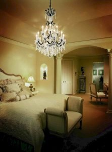 Bedroom Decoration ideas for Romantic Moment 86