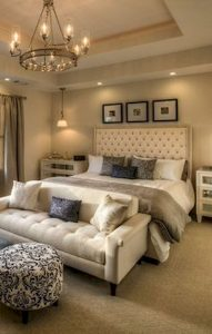 Bedroom Decoration ideas for Romantic Moment 88