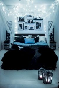 Bedroom Decoration ideas for Romantic Moment 89