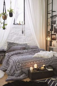 Bedroom Decoration ideas for Romantic Moment 91