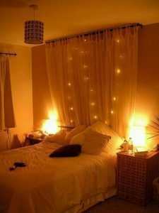Bedroom Decoration ideas for Romantic Moment 106
