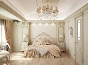 Bedroom Decoration ideas for Romantic Moment 107
