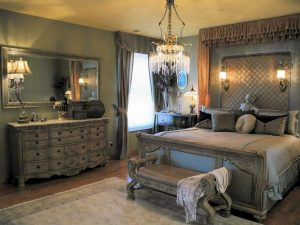 Bedroom Decoration ideas for Romantic Moment 112