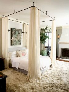 Bedroom Decoration ideas for Romantic Moment 140