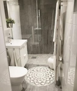 Amazing Small Bathrooms In Small Appartment Ideas 159