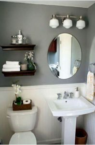 Amazing Small Bathrooms In Small Appartment Ideas 160