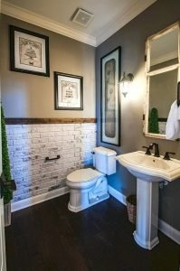 Amazing Small Bathrooms In Small Appartment Ideas 166