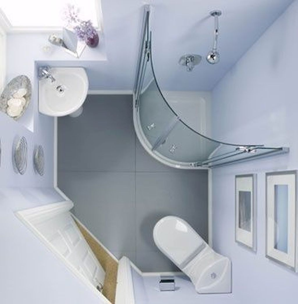 Small Bathroom Appartement043