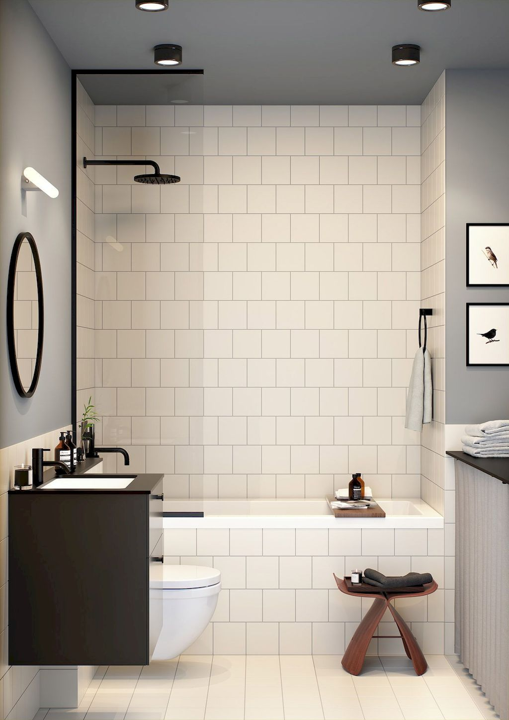 Small Bathroom Appartement051