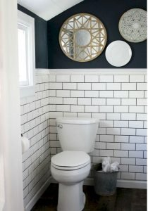 Amazing Small Bathrooms In Small Appartment Ideas 15